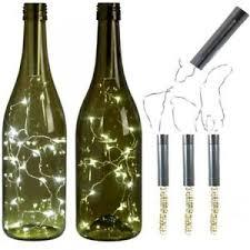 Wine Bottle Cork Size Chart Details About 20 Led Xmas Bottle Lights Cork Shape Lights Wine Bottle Starry String Lights 2m