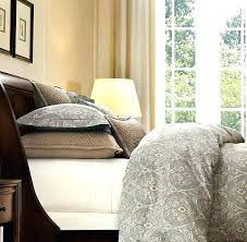 restoration hardware duvet covers cypress paisley bedding collection eucalyptus washed linen duve