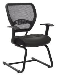 non rolling office chair