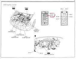 2006 ford focus headlight wiring diagram 2006 discover your ford focus starter relay location
