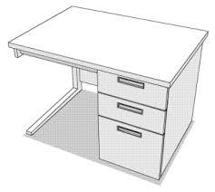 雑記オフィスの机やイスレイアウトのサイズ資料 壺天堂加持場の