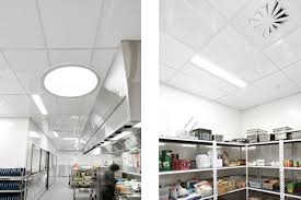 interior commercial kitchen lighting custom. Commercial Kitchen Ceiling Tiles For High Performance Architecture 23 Interior Lighting Custom