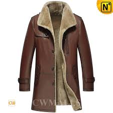 mens shearling coat cw858108 cwmalls com
