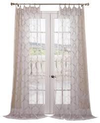exclusive fabrics furnishings llc floina embroidered