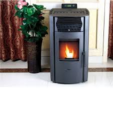 2 200 sq ft epa certified pellet stove with auto ignition and 47 lb