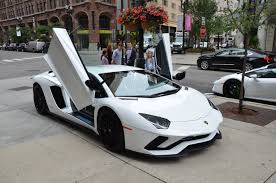 2018 lamborghini for sale. delighful 2018 new 2018 lamborghini aventador s lp 7404  chicago il in lamborghini for sale b