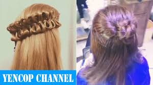 2 Peinados Sencillos Peinados Faciles En 5 Minutos Peinados