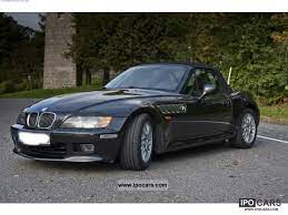 2002 Bmw Z3 Roadster 1 9i Car Photo And Specs