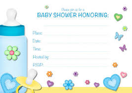 Baby Shower Invitations That Can Be Edited Free Printable Baby Shower Invitations For Boys Bathroom Design