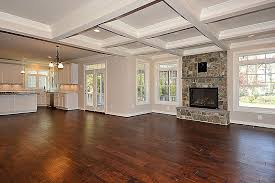 the response to the engineered wood floors has been surprisingly positive i say that i m surprised because whenever a new is introduced