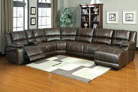 sectional reclining sofa clever l shaped reclining sectional awesome leather sectional recliner sofa unique leather sectional