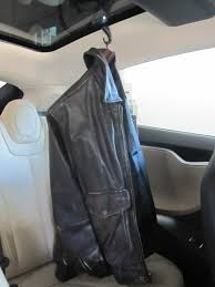 Coat Rack For Car Tesla Model S Coat Hooks Review Teslarati Forum 34