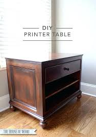 used home furniture stores near me printer table