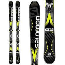 Ski Din Chart 2016 Salomon X Drive 8 3 Skis Xt12 Bindings 2016 Evo