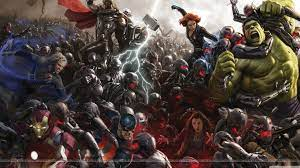 Avengers 2 Wallpapers - Wallpaper Cave