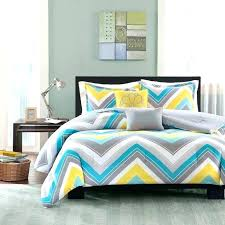 yellow quilt set teal quilts and bedspreads sporty blue teal yellow grey white chevron stripe comforter yellow quilt