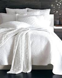 white bedspread king size cotton quilt bedding baby matelasse coverlet diamante super doona cover ki set11
