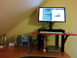my stand up desk