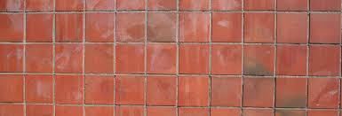 when tiles are porous they will usually stain and often permanently textured tiles will retain ground in dirt in the surface of the tiles some cleaning