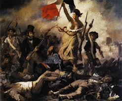 reading defining art from the academy to avant garde art eugegravene delacroix liberty leading the people 1830 oil on canvas 260 times