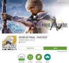 Quick Short News - MOBIUS FINAL FANTASY