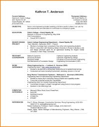 Current College Student Resume Template Book Of College Graduate
