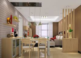 Living Dining Room How To Partition A Room 2016 5 And Living Room Wooden Partition