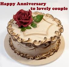 Wedding Anniversary Cake Images Download