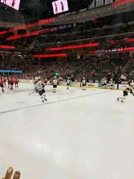 Prudential Center Section 20 Row Gl1 Home Of New Jersey