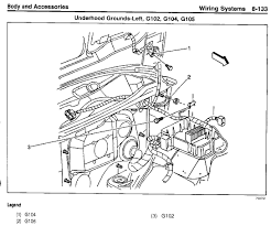 2004 gmc envoy wiring diagram ground 2004 auto wiring diagram location of electrical grounds chevy trailblazer trailblazer ss on 2004 gmc envoy wiring diagram ground
