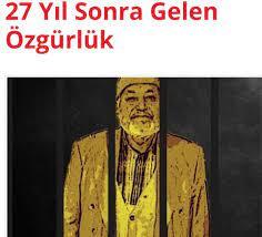 """Recai Yurdan в Twitter: """"İnna lillahi ve inna ileyhi raciun. Sivas olayları  sonrası idam cezası alan ve 27 yıl suçsuz yere cezaevinde yatan 87  yaşındaki Ahmet Turan Kılıç (Ahmet Dede) vefat etti"""