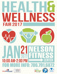 008 Employee Health Fair Flyer Template Ideas Free Mwr And