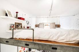 loft bed bedroom ideas.  Bedroom Industrial Inspired Loft Bed With Loft Bed Bedroom Ideas A