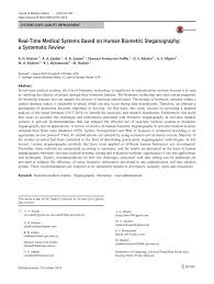 pdf sensor based mhealth authentication for real time remote healthcare monitoring system a multilayer systematic review