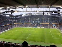 Etihad Stadium Manchester Seating Chart Etihad Stadium Manchester View From Seat Block 304