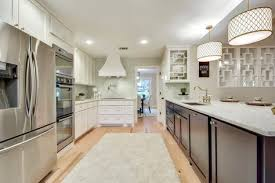 Home Remodel By Melisa Clement Designs In Austin TX Galley Kitchen Extraordinary Austin Tx Home Remodeling Concept