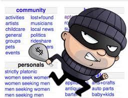 Image result for craigslist frauds