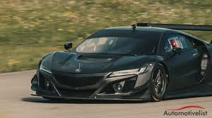 2018 acura nsx gt3. beautiful acura 2018 acura nsx gt3 debut  automotive news and acura nsx gt3