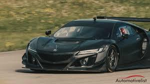 2018 honda nsx gt3. plain nsx 2018 acura nsx gt3 debut  automotive news inside honda nsx gt3