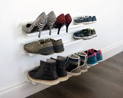 Okay, before you brand this as boring and start racing off to the next,  hopefully-exciting product, hear me out first. This shoe rack saves space,  ...