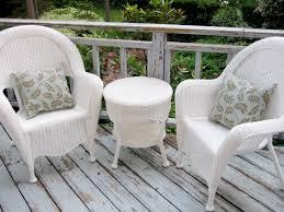 white wicker porch furniture. Contemporary White White Wicker Patio Furniture Outdoor Interior Design 1 In Porch N