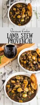 Lamb Stew Recipe Pressure Cooker Lamb Stew Provencal Beyond Mere Sustenance