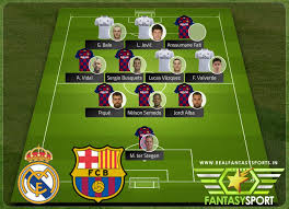 All you need to do is to just copy the url from your browser and paste dream league soccer kits are something which allows you to put a new identity of your dream league team. Real Madrid Vs Barcelona Dream Team Originally Selected By Pradyotlpr 2020 Real Fantasy Sports India