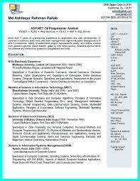 Science Resume Undergraduate Computer Science Resume Undergraduate