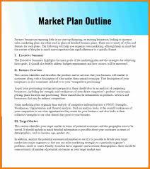 marketing plan outline example job bid template marketing plan outline example sample marketing plan outline pdf jpg