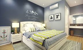 large bedroom colour ideas