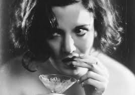 Image result for 1950s serious woman sipping whiskey