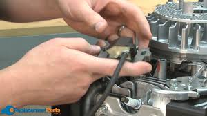 how to replace the ignition coil on a troy bilt tb130 lawn mower how to replace the ignition coil on a troy bilt tb130 lawn mower part 30500 zl8 014