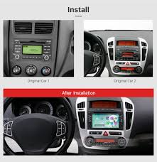 2006-2011 KIA Sedona Android 7.1 GPS Radio Bluetooth DVD player ...