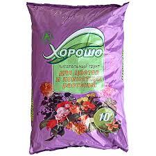 <b>Грунт Селигер</b>-<b>агро</b> для цветов и комнатных растений   Магнит ...